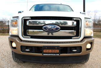 2012 Ford Super Duty F-250 King Ranch 4X4 6.7L Powerstroke Diesel Auto Sealy, Texas 13