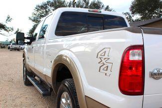 2012 Ford Super Duty F-250 King Ranch 4X4 6.7L Powerstroke Diesel Auto Sealy, Texas 8