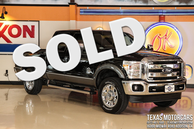 2012 Ford Super Duty F-250 Lariat This Carfax 1-Owner 2012 Ford Super Duty F-250 Pickup Lariat is i