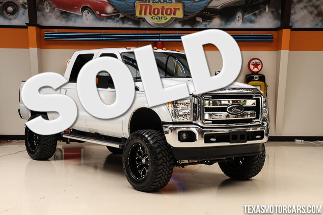 2012 Ford Super Duty F-250 Lariat This Carfax 1-Owner accident-free 2012 Ford Super Duty F-250 La