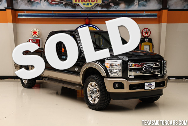 2012 Ford Super Duty F-250 King Ranch This Carfax 1-Owner accident-free 2012 Ford Super Duty F-25