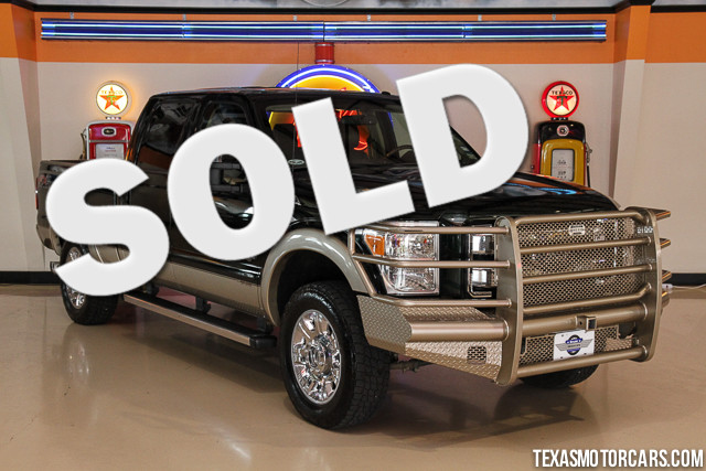 2012 Ford Super Duty F-250 King Ranch 2012 Ford F-250 King Ranch 4x4 This truck is quipped with