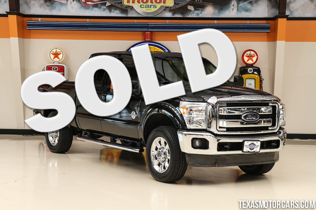 2012 Ford Super Duty F-250 Lariat 4x4  VIN 1FT7W2BT0CEC92336 72k miles  AMFM CD Player Anti