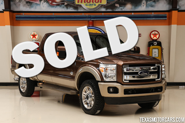2012 Ford Super Duty F-250 King Ranch 4x4 This 2012 Ford Super Duty F-250 Pickup King Ranch 4x4 is