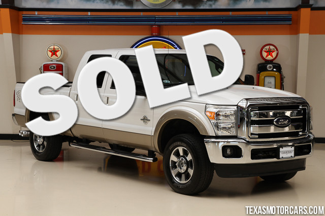 2012 Ford Super Duty F-250 Lariat This 2012 Ford Super Duty F-250 Lariat is in great shape with on