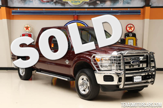 2012 Ford Super Duty F-250 XLT This Carfax 1-Owner 2012 Ford Super Duty F-250 XLT is in great shap