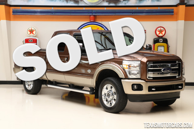 2012 Ford Super Duty F-250 King Ranch This clean Carfax 2012 Ford Super Duty F-250 King Ranch is i
