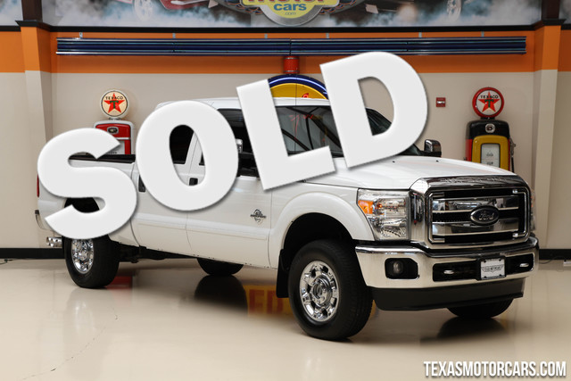 2012 Ford Super Duty F-250 Lariat This Carfax 1-Owner 2012 Ford Super Duty F-250 Lariat is in grea