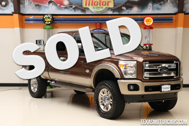 2012 Ford Super Duty F-250 King Ranch 4x4 This Carfax 1-Owner 2012 Super Duty F-250 Pickup King Ra