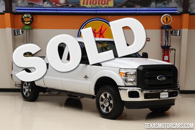 2012 Ford Super Duty F-250 4x4 This Carfax 1-Owner 2012 Ford Super Duty F-250 XL 4x4 is in great s