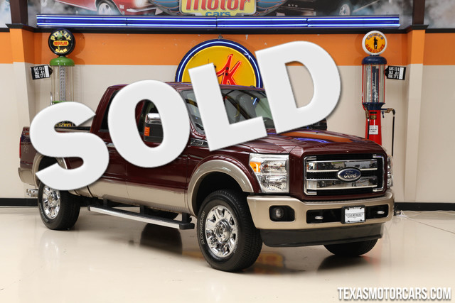 2012 Ford Super Duty F-250 King Ranch 4x4 This 2012 Ford Super Duty F-250 King Ranch diesel 4x4 is