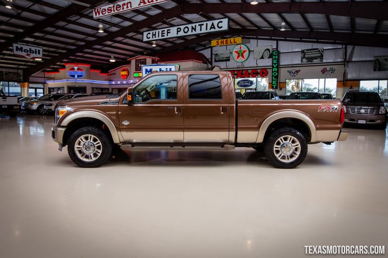 2012 Ford Super Duty F-250 Pickup King Ranch 4X4  in Addison, Texas