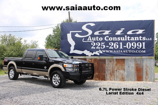 2012 Ford F250 Crew Cab Lariat Navi Roof 6.7 Diesel NEW TIRES FULLY SERVICED DETAILED READY TO GEAUX TWO OWNER CLEAN CARFAX | Baton Rouge , Louisiana | Saia Auto Consultants LLC-[ 4 ]