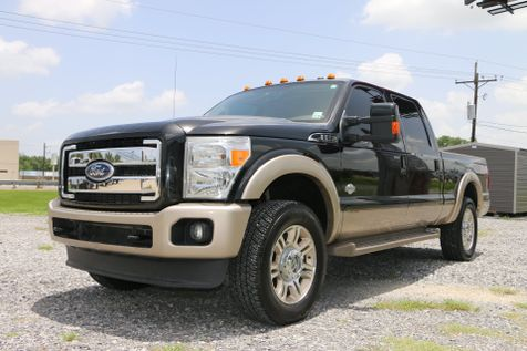 2012 Ford SUPER DUTY F-250  KING RANCH  NO ACCIDENT ONE OWNER SUNROOF NAV | Baton Rouge , Louisiana | Saia Auto Consultants LLC in Baton Rouge , Louisiana
