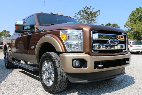 2012 Ford F250 Crew Cab 6.7 Diesel 4wd King Ranch HTD AC SEATS TOW PKG LOADED CLEAN CARFAX  SERVICED DETAILED READY TO GEAUX | Baton Rouge , Louisiana | Saia Auto Consultants LLC in Baton Rouge , Louisiana