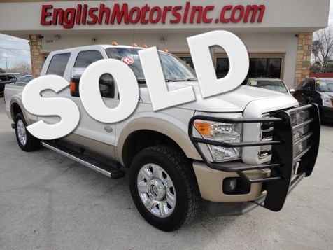 2012 Ford Super Duty F-250 Pickup King Ranch in Brownsville, TX