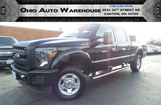 2012 Ford Super Duty F-250 Pickup XLT 4x4 Crew Cab V8 1-Owner We Finance | Canton, Ohio | Ohio Auto Warehouse LLC in  Ohio