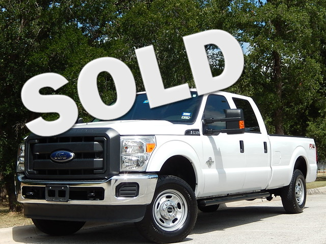 2012 Ford Super Duty F-250 XL This truck has a transferable warranty available 2012 FORD F250 CREW