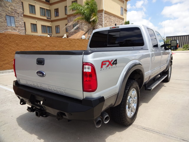 2012 Ford Super Duty F-250 Pickup Lariat Corpus Christi, Texas 3