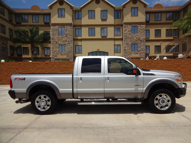 2012 Ford Super Duty F-250 Pickup Lariat Corpus Christi, Texas 5