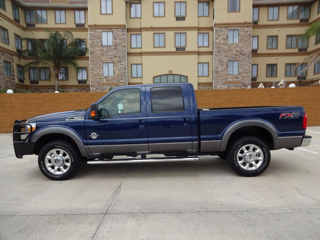 2012 Ford Super Duty F-250 Pickup Lariat Corpus Christi, Texas 4