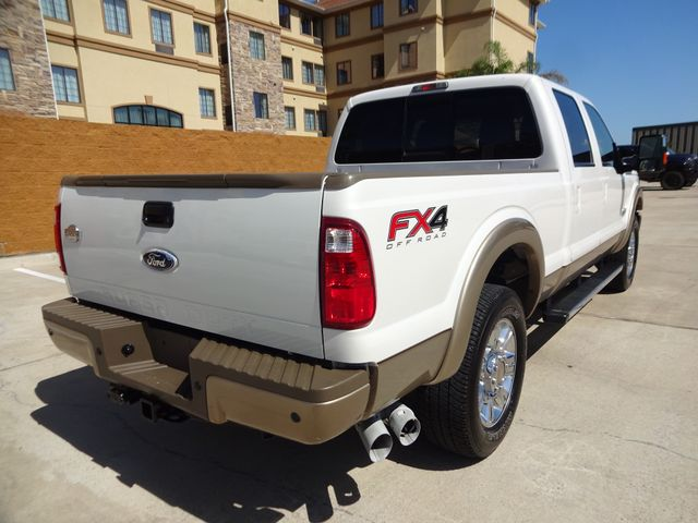 2012 Ford Super Duty F-250 Pickup King Ranch Corpus Christi, Texas 3