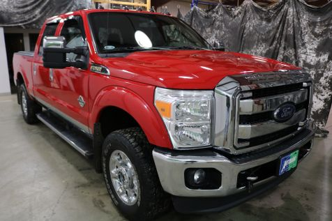 2012 Ford Super Duty F-250 Pickup lariat Ultimate Crew Cab shortBed 4WD in , ND