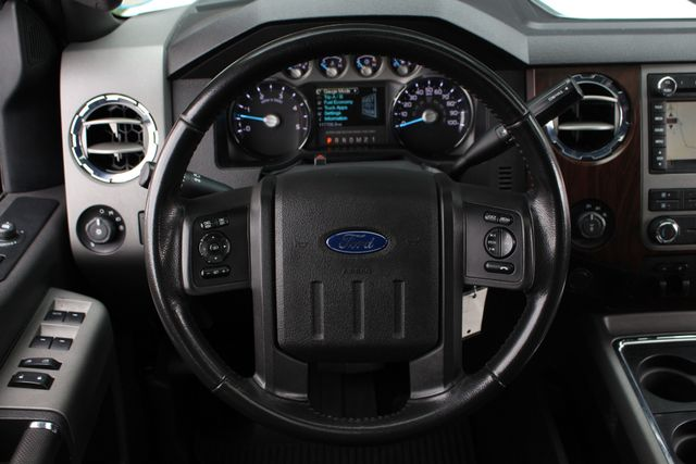 2012 Ford Super Duty F-250 Pickup Lariat Crew Cab 4x4 FX4 Mooresville , NC 6