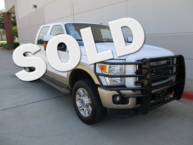 2012 Ford Super Duty F-250 Pickup King Ranch Plano, Texas 0