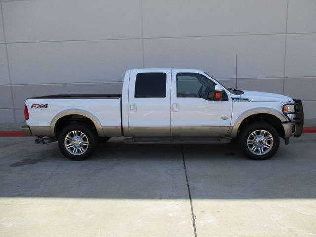 2012 Ford Super Duty F-250 Pickup King Ranch Plano, Texas 1