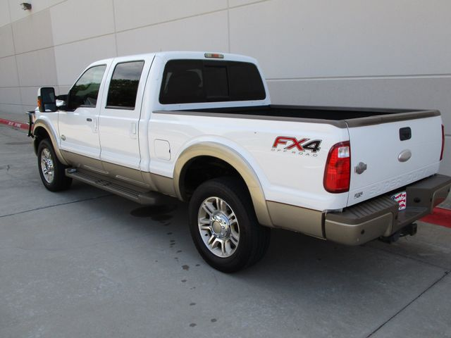 2012 Ford Super Duty F-250 Pickup King Ranch Plano, Texas 11