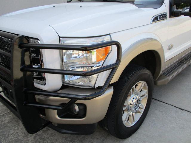 2012 Ford Super Duty F-250 Pickup King Ranch Plano, Texas 13