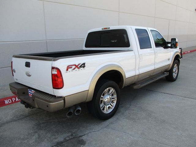 2012 Ford Super Duty F-250 Pickup King Ranch Plano, Texas 2