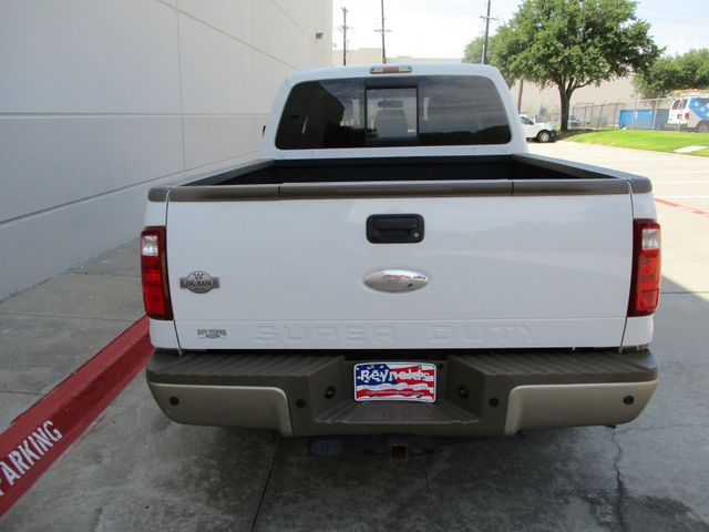 2012 Ford Super Duty F-250 Pickup King Ranch Plano, Texas 3