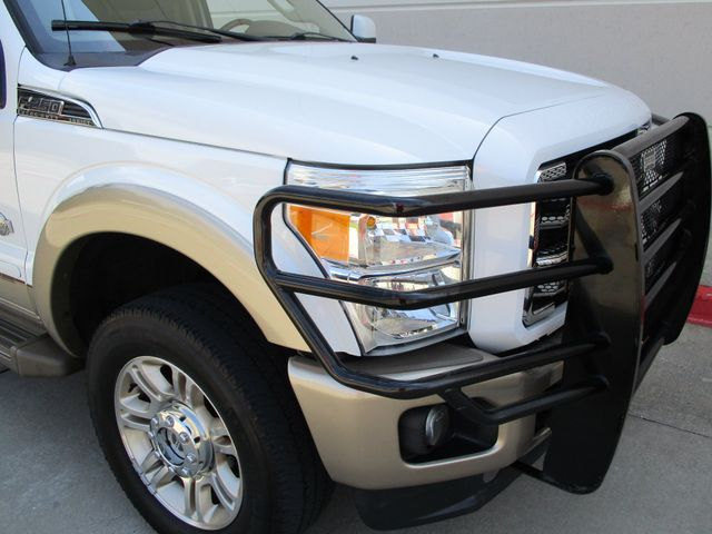 2012 Ford Super Duty F-250 Pickup King Ranch Plano, Texas 6