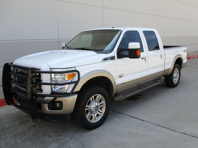 2012 Ford Super Duty F-250 Pickup King Ranch Plano, Texas 9