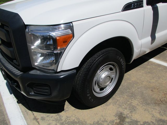 2012 Ford Super Duty F-250 Pickup XL Tool Box Ladder Rack Plano, Texas 12