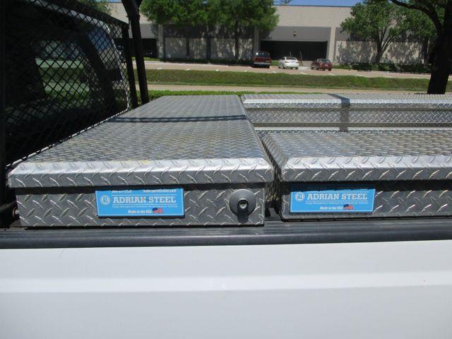 2012 Ford Super Duty F-250 Pickup XL Tool Box Ladder Rack Plano, Texas 13