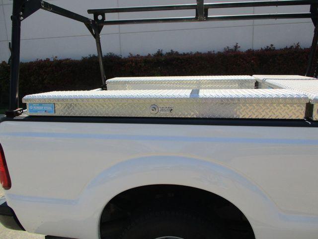 2012 Ford Super Duty F-250 Pickup XL Tool Box Ladder Rack Plano, Texas 14