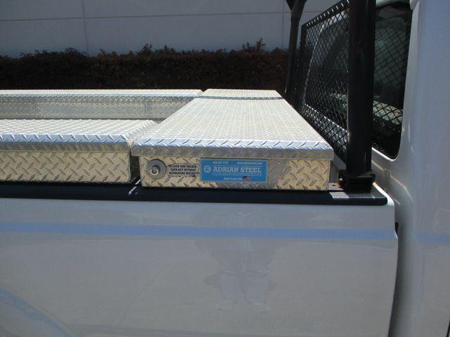 2012 Ford Super Duty F-250 Pickup XL Tool Box Ladder Rack Plano, Texas 15