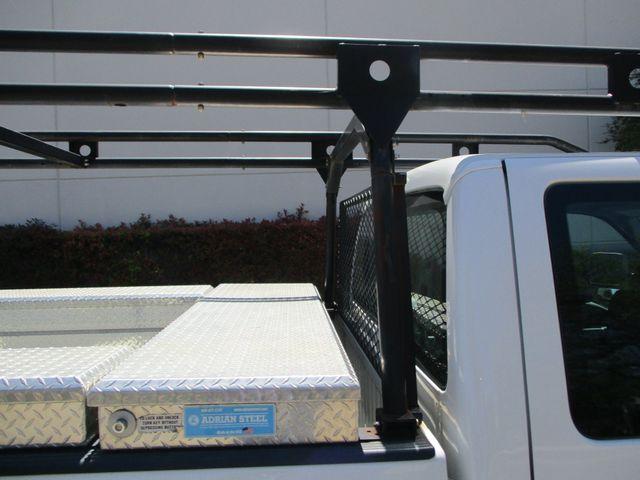 2012 Ford Super Duty F-250 Pickup XL Tool Box Ladder Rack Plano, Texas 16