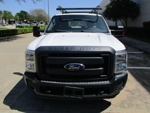 2012 Ford Super Duty F-250 Pickup XL Tool Box Ladder Rack Plano, Texas 7