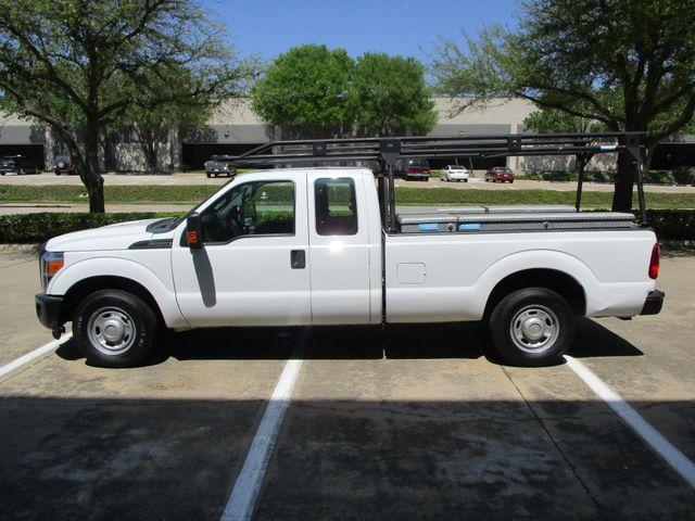 2012 Ford Super Duty F-250 Pickup XL Tool Box Ladder Rack Plano, Texas 9