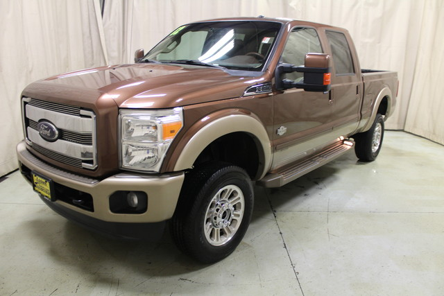 2012 Ford Super Duty F-250 Pickup King Ranch Roscoe, Illinois 0