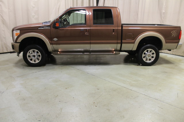 2012 Ford Super Duty F-250 Pickup King Ranch Roscoe, Illinois 1