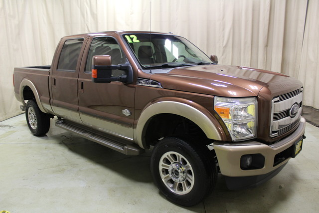 2012 Ford Super Duty F-250 Pickup King Ranch Roscoe, Illinois 2