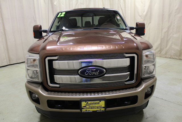 2012 Ford Super Duty F-250 Pickup King Ranch Roscoe, Illinois 3