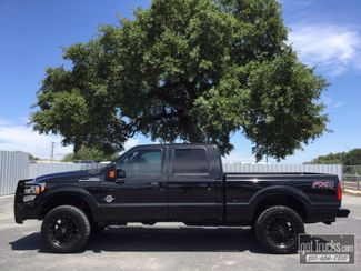 2012 Ford Super Duty F250 Crew Cab Lariat 6.7L Power Stroke Diesel 4X4 | American Auto Brokers San Antonio, TX in San Antonio Texas