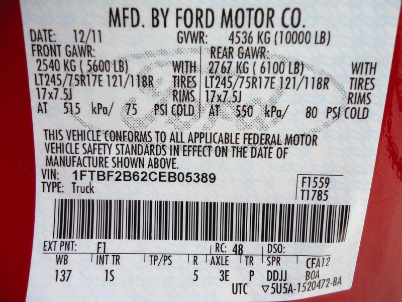 2012 Ford Super Duty F-250 Pickup XL  in Sherwood, Ohio