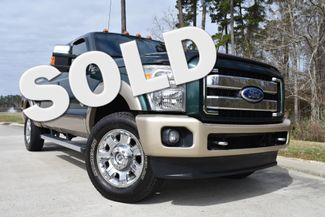 2012 Ford Super Duty F-250 Pickup King Ranch Walker, Louisiana 0